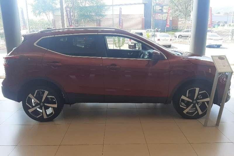 Nissan Qashqai 1.2T VISIA 2020