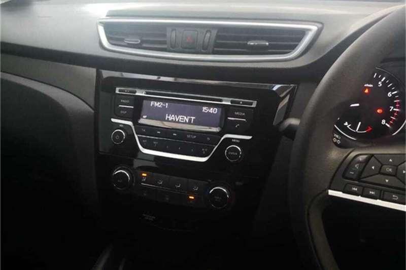 Used 2020 Nissan Qashqai 1.2T Visia