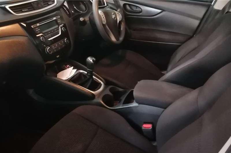 Used 2017 Nissan Qashqai