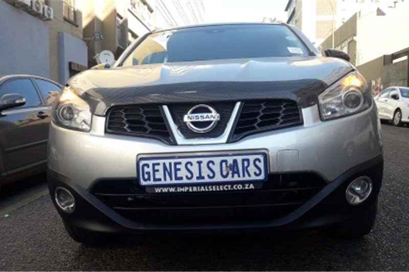 Nissan Qashqai 1.5 2013