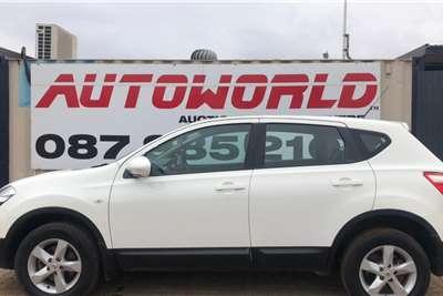 Used 2013 Nissan Qashqai QASHQAI 1.5 dCi ACENTA