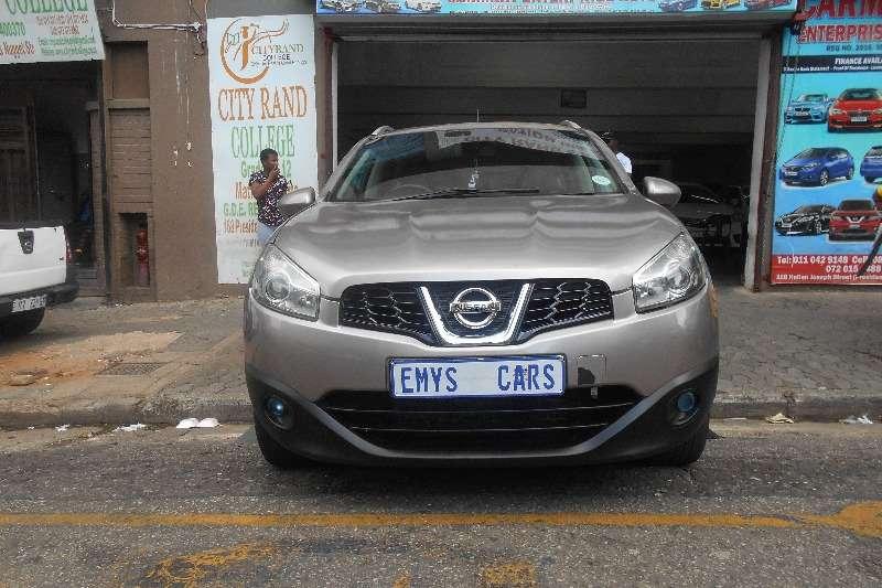 Nissan Qashqai 1.5 dCi ACENTA 2014