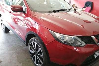 Used 2015 Nissan Qashqai QASHQAI 1.5 dCi ACENTA