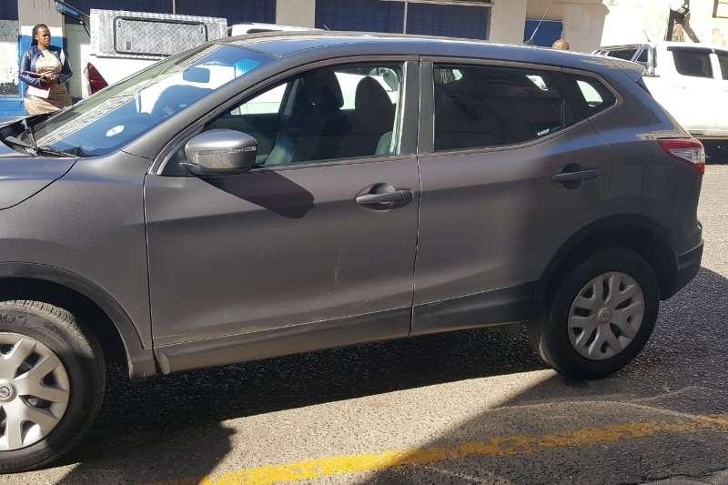 Used 2017 Nissan Qashqai QASHQAI 1.5 dCi ACENTA