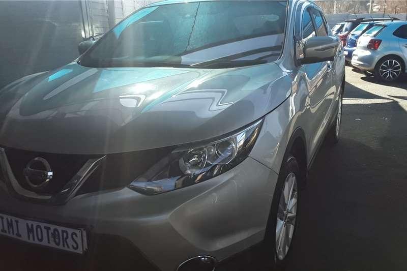 2017 Nissan Qashqai QASHQAI 1.5 dCi ACENTA