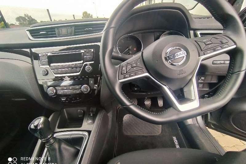 Nissan Qashqai 1.5 dCi ACENTA 2020