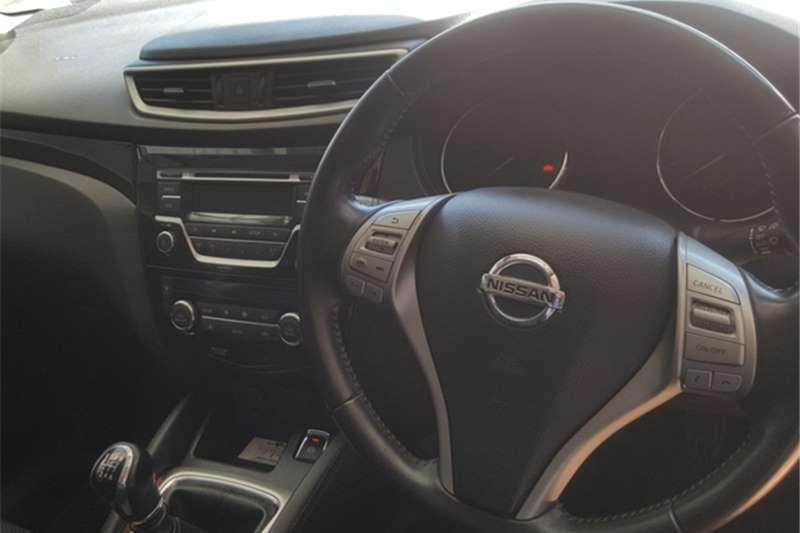 Nissan Qashqai 1.5 dCi ACENTA DESIGN 2014