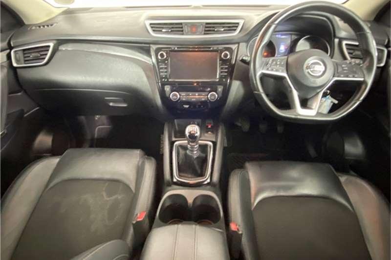 2018 Nissan Qashqai QASHQAI 1.5 dCi ACENTA PLUS