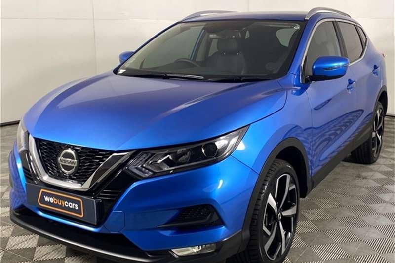 Used 2020 Nissan Qashqai QASHQAI 1.5 dCi ACENTA PLUS