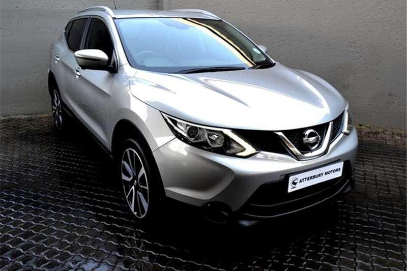 Nissan Qashqai 1.5 dCi ACENTA TECH DESIGN 2015