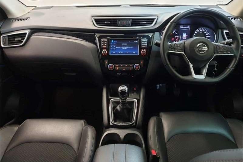 Nissan Qashqai 1.5 dCi TEKNA 2020