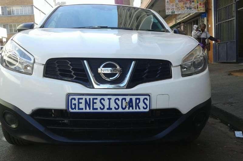Nissan Qashqai 1.5dCi Acenta 2011