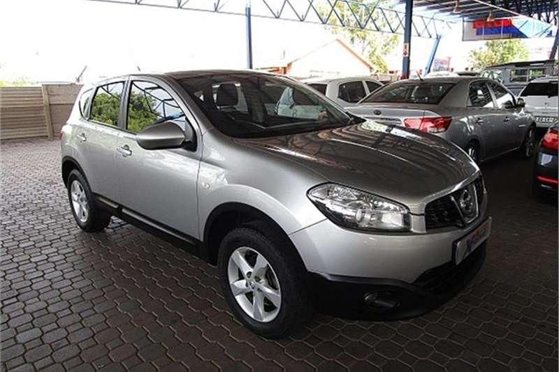 Nissan Qashqai 1.5dCi Acenta 2012