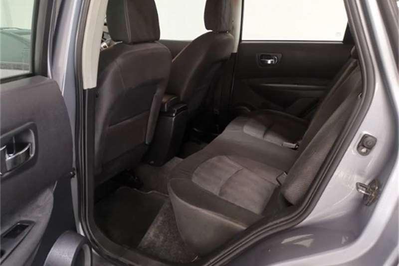Used 2012 Nissan Qashqai 1.5dCi Acenta