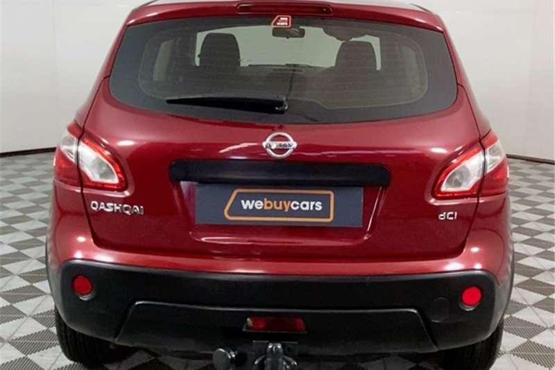 2012 Nissan Qashqai Qashqai 1.5dCi Acenta