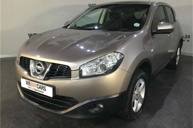 Nissan Qashqai 1.5dCi Acenta 2013