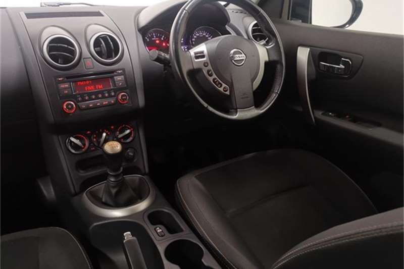 2013 Nissan Qashqai Qashqai 1.5dCi Acenta