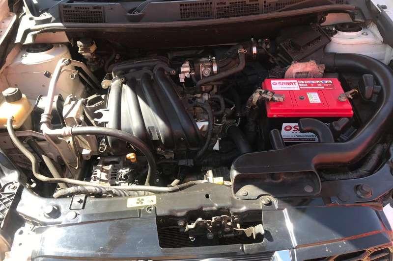 Nissan Qashqai 1.5dCi Acenta 2014