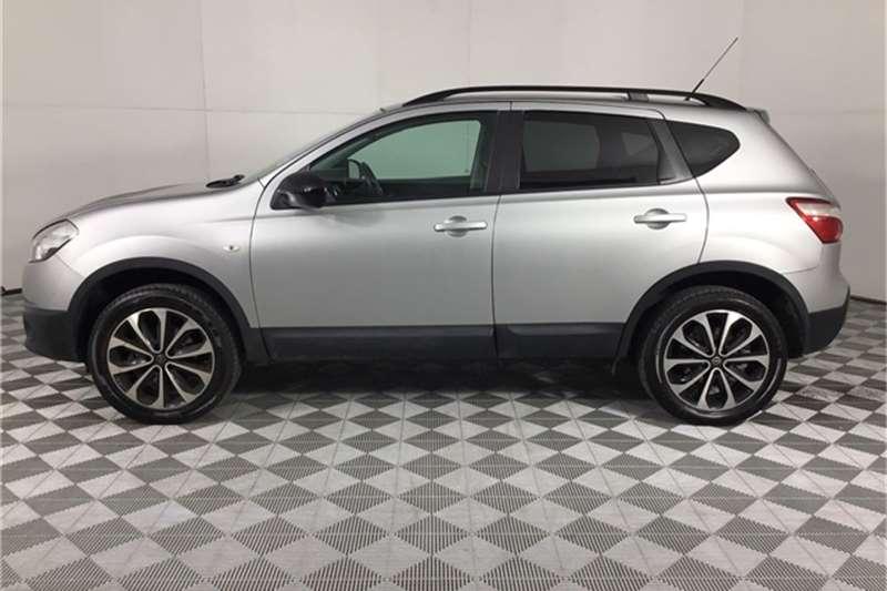 2014 Nissan Qashqai Qashqai 1.5dCi Acenta