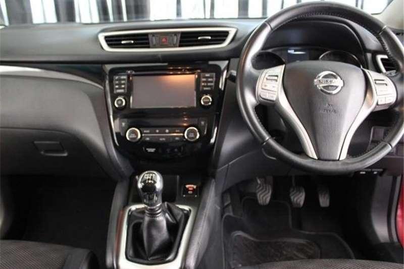 Nissan Qashqai 1.5dCi Acenta 2015