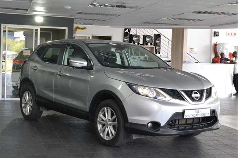 Nissan Qashqai 1.5dCi Acenta 2016