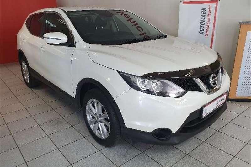 Nissan Qashqai 1.5dCi Acenta 2017