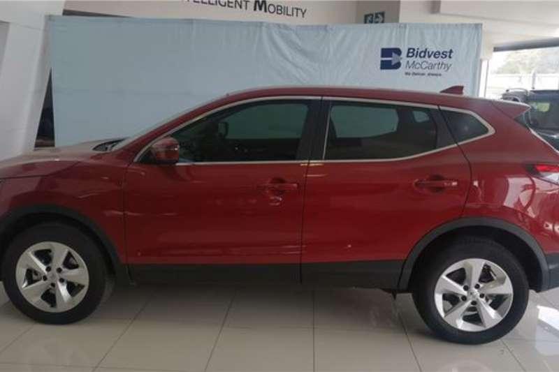 Used 2019 Nissan Qashqai 1.5dCi Acenta