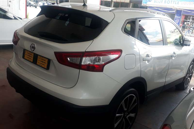 Nissan Qashqai 1.5dCi Acenta Limited Edition 2015