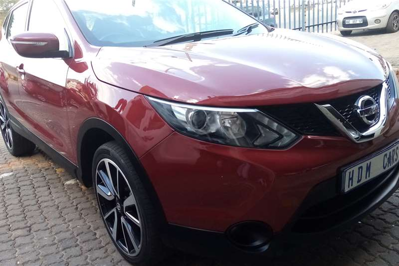 Used 2015 Nissan Qashqai 1.5dCi Acenta Limited Edition