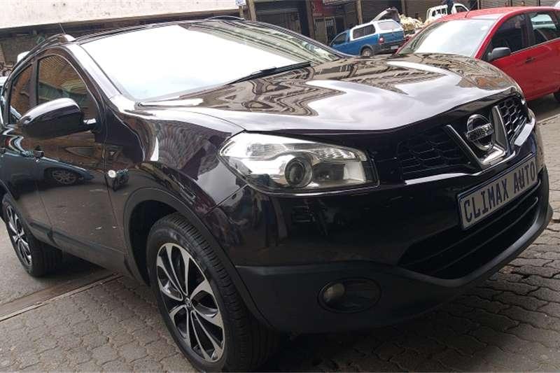 Nissan Qashqai 1.6 2013