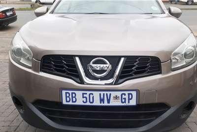 Nissan Qashqai 1.6 Acenta 2011