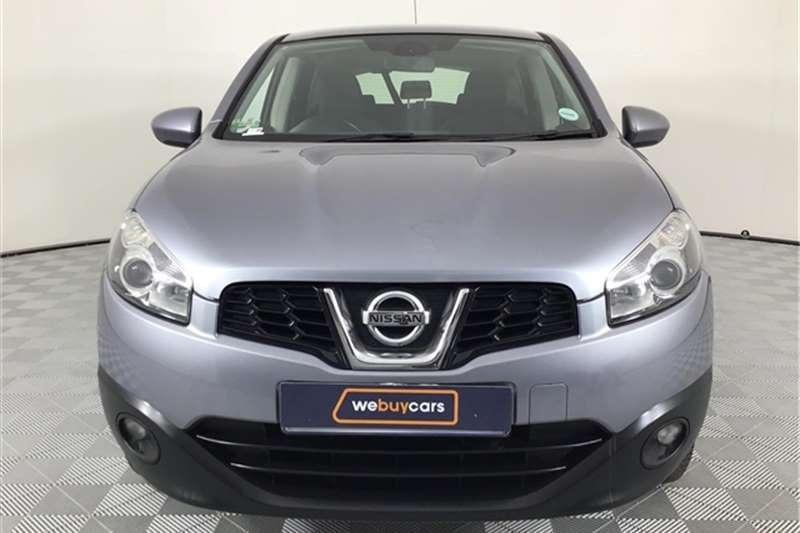 Nissan Qashqai 1.6 Acenta 2012