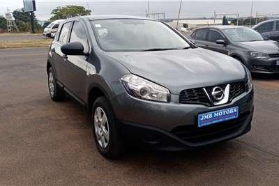 Used 2013 Nissan Qashqai 1.6 Acenta