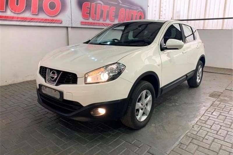 Nissan Qashqai 1.6 Acenta 2014