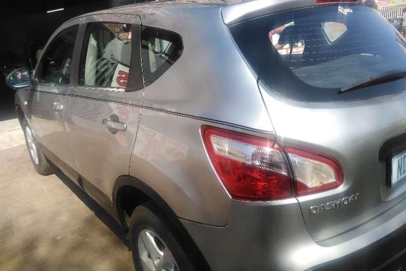 Used 2014 Nissan Qashqai 1.6 Acenta