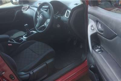 Nissan Qashqai 1.6 Acenta 2017