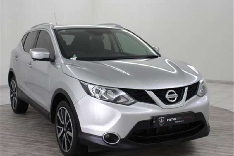Nissan Qashqai 1.6 dCi ACENTA TECH CVT 2014
