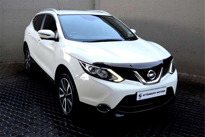 Nissan Qashqai 1.6 dCi ACENTA TECH CVT 2015