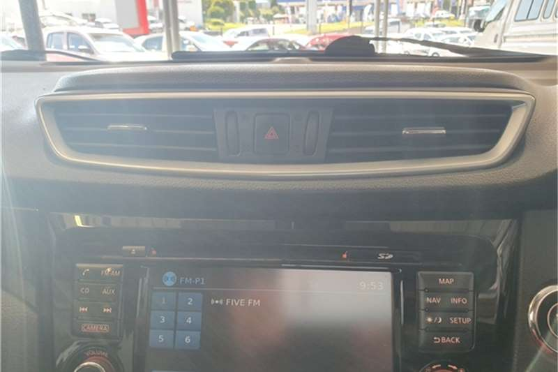 Nissan Qashqai 1.6 dCi ACENTA TECH CVT 2016