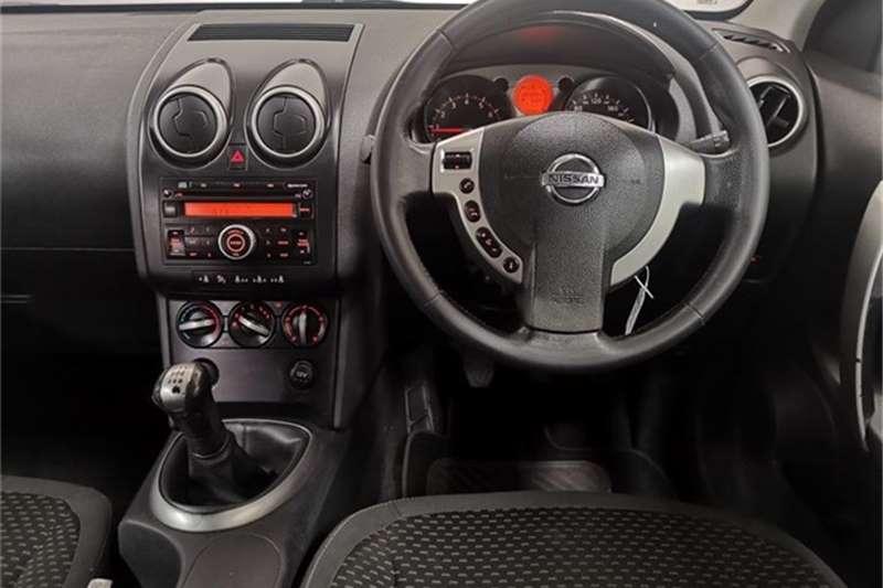 2008 Nissan Qashqai Qashqai 1.6 Visia