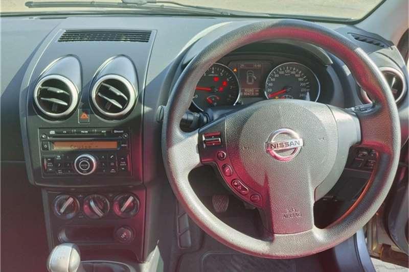 Used 2011 Nissan Qashqai 1.6 Visia