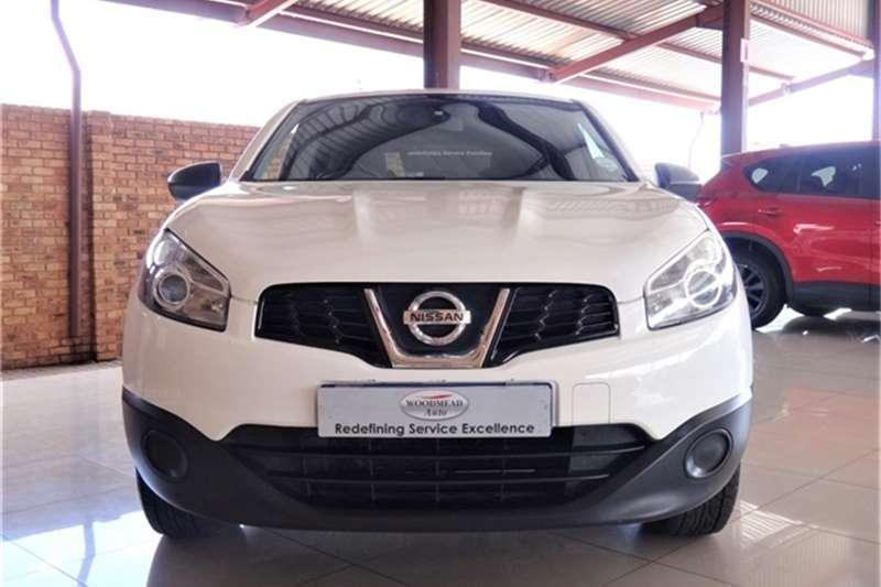 Nissan Qashqai 1.6 Visia 2012
