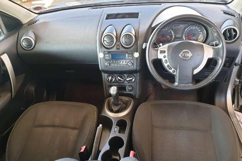 Used 2013 Nissan Qashqai 1.6 Visia