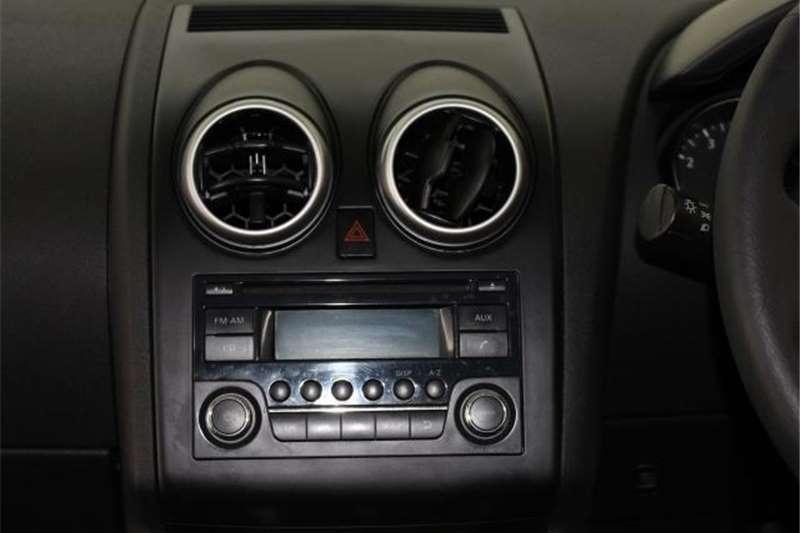 Nissan Qashqai 1.6 Visia 2014