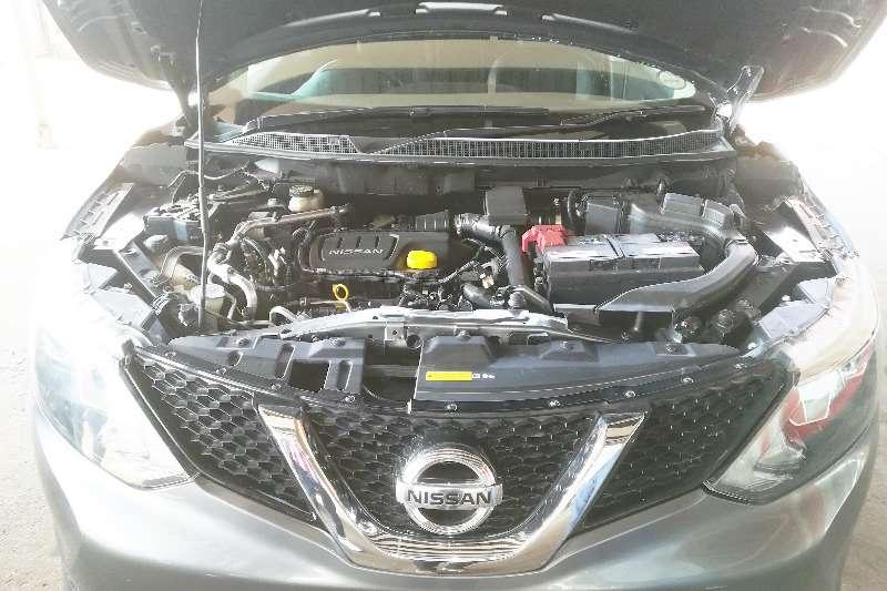 Nissan Qashqai 1.6dCi Acenta auto 2014