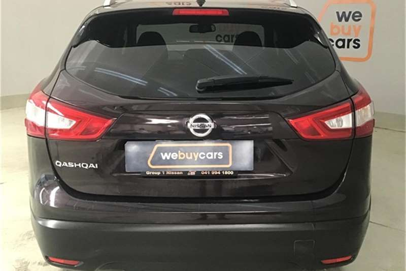 Nissan Qashqai 1.6dCi Acenta auto 2015