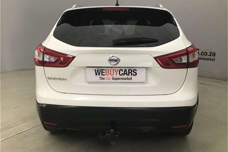 Nissan Qashqai 1.6dCi Acenta auto 2016