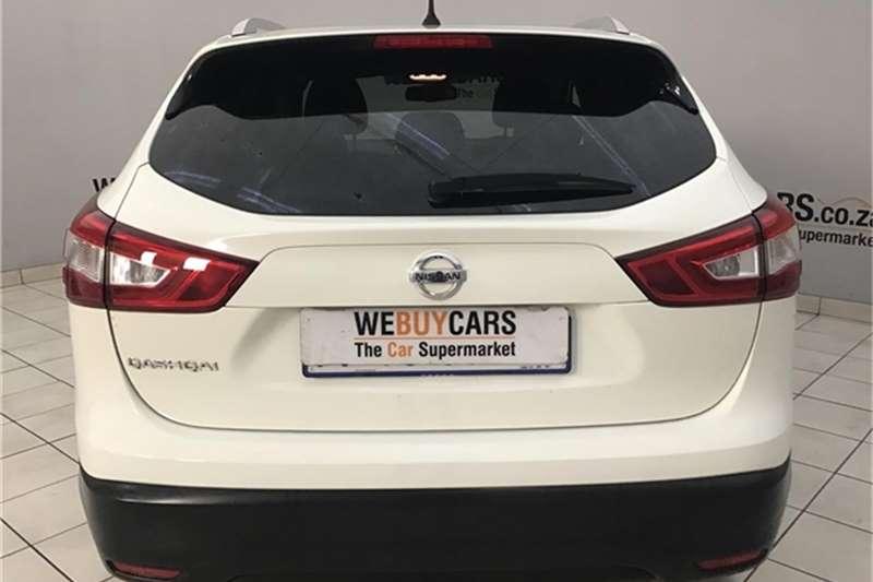 Nissan Qashqai 1.6dCi Acenta auto 2017
