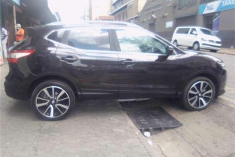 Used 2014 Nissan Qashqai 1.6dCi Acenta AWD
