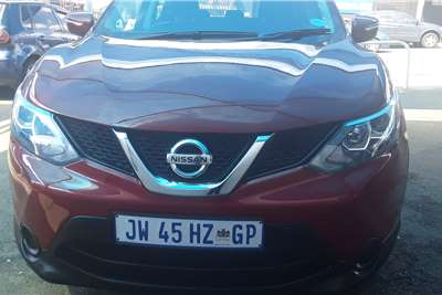 Nissan Qashqai 1.6dCi AWD Acenta 2015